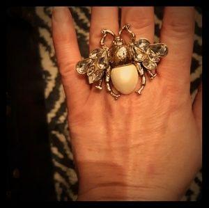 Multi Finger Bee Ring. Brand New